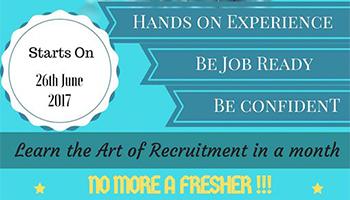 On Job Recruitment Training
