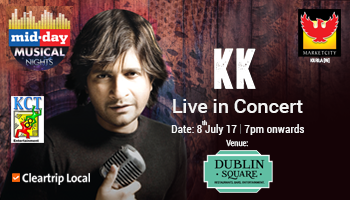 KK Live in Concert  Midday Musical Nights Season 3