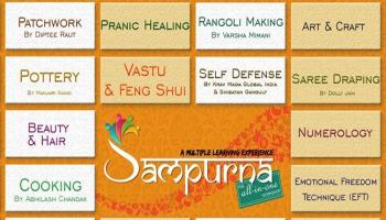 Sampurna - The All in One Workshop (A Multiple learning experience):