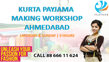 KURTA Payjama Making Workshop
