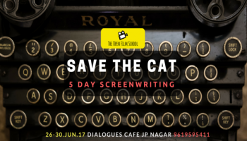 Screenwriting Foundation - Evenings