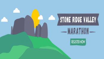 Stone Ridge Valley Marathon 2017