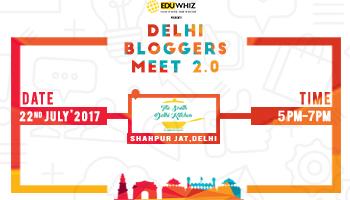 Delhi Bloggers Meet 2.0