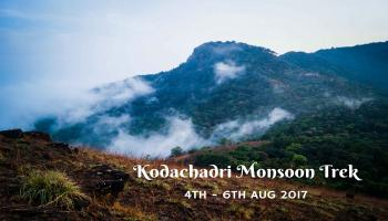 Kodachadari Monsoon Trek | Plan The Unplanned