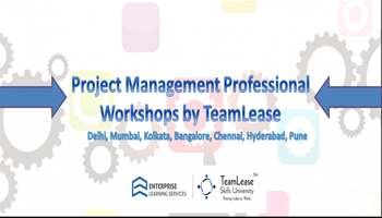 Project Management Professional ( PMP ) Workshop @ Hyderabad