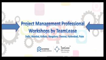 Project Management Professional ( PMP ) Workshop @ Pune