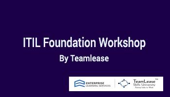 ITIL Foundation Workshop @ Pune