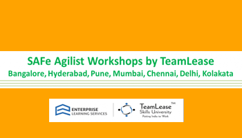 Leading SAFe Agilist Workshop @ Delhi