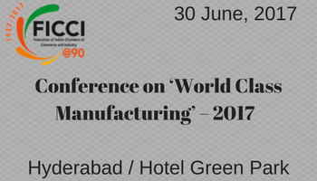 Conference cum Exhibition on World Class Manufacturing