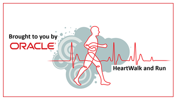 Oracle Heartwalk and Run