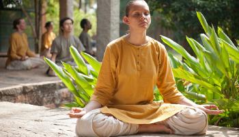 Bhuta Shuddhi - Purify the Elements