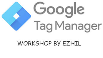 Google Tag Manager Workshop in Chennai