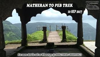 Matheran to Peb(VikatGad) 1 day Trek by NisargPremiTrekkers