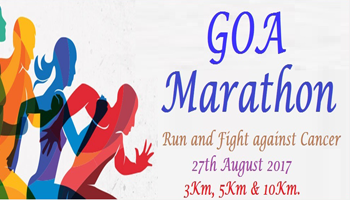Goa Marathon - Run and Fight Against Cancer
