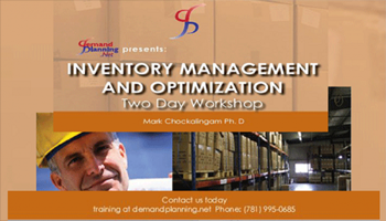 Inventory Management and Optimization - Pune India