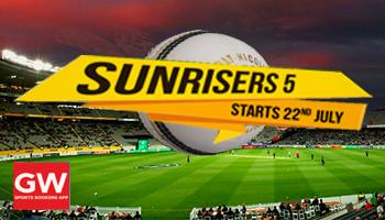 Sunrisers 5