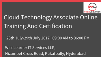 Cloud Technology Associate Training and Certification