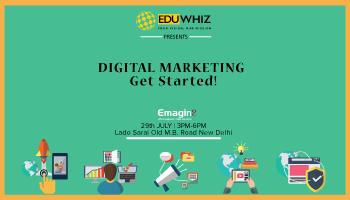 Digital Marketing, Get Started Now
