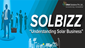 SOLBIZZ - Understanding Solar Business on 29nd and 30th July 2017 by kWatt Solutions at IIT Bombay