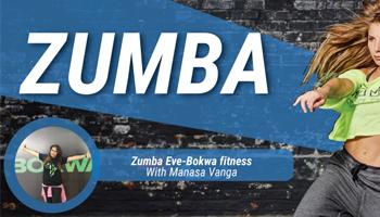 ZUMBA EVE-BOKWA FITNESS