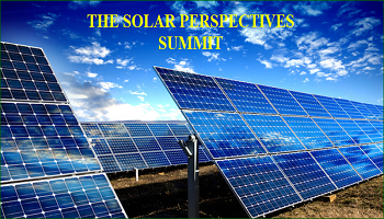 THE SOLAR PERSPECTIVES SUMMIT