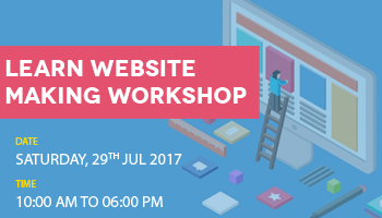 Learn Website Making Workshop