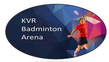 Open Badminton Doubles Tournment