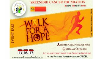Walk For A HOPE