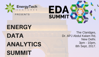 Energy Data Analytics (EDA) Summit | 2017
