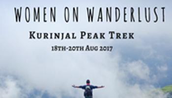 Women only Trek - Kurinjal Peak