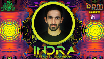 Indra Live @ BPM