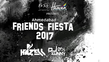 AHMEDABAD FRIENDS FIESTA 17