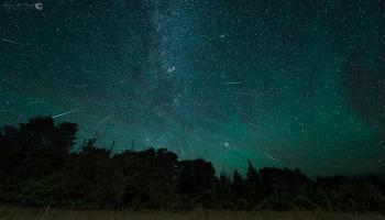 Meteor Shower Gazing From Our Farm copy