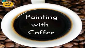 Art of Coffee Painting