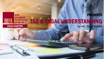 Tax and Legal understanding
