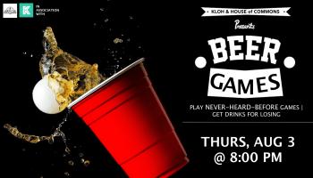 Kloh Beer Games Night