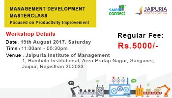 Management Development Masterclass