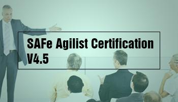SAFe Agilist Certification V4.5 Pune September 2017