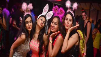 Saturday Bollywood BHANGRA Night : Loveshack - Terrace Restobar   Redeyez Event