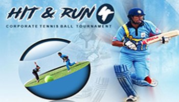 4th Hit And Run Corporate Cricket Tournament