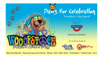 Wooofstock: Paws for celebration - Friendship Day Special