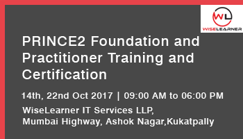 Best Training and Certification for PRINCE2 Foundation and Practitioner in Hyderabad