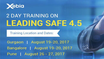 Leading Safe 4.5 Pune 26 27th Aug 17