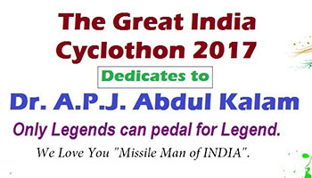 The Great India Cyclothon 2017