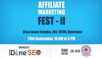 Affiliate Marketing Fest - II