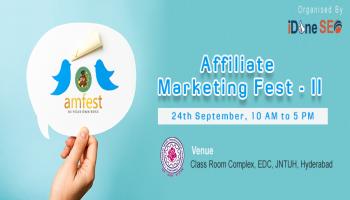 Affiliate Marketing Fest - II
