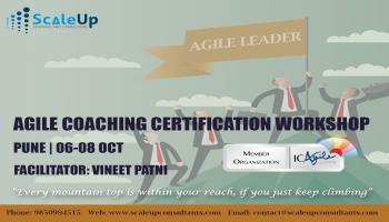 Agile Coach Certification, Pune - October 2017
