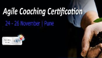 Agile Coach Certification, Pune - November 2017
