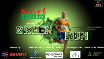 GREEN RUN - 8TH OCTOBER