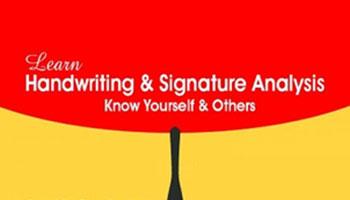 2- Days Handwriting and Signature Analysis Course